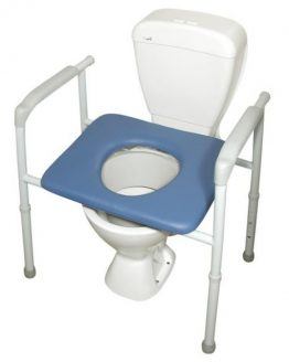 Bariatric all in 1 commode